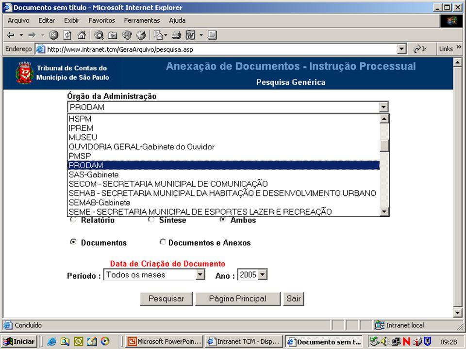 ISO - 9001 www.tcm.sp.gov.br 42