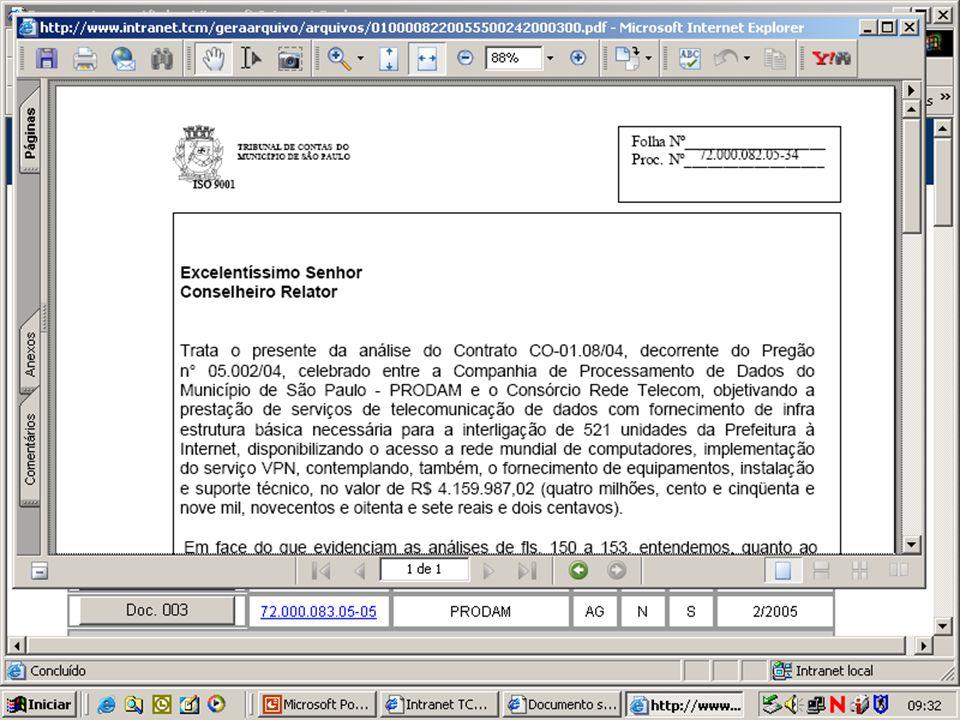 ISO - 9001 www.tcm.sp.gov.br 45