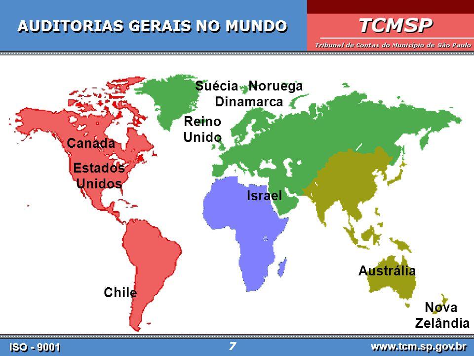 ISO - 9001 www.tcm.sp.gov.br 38 INSTRUÇÃO PROCESSUAL Período: outubro/04 a julho/06 Documentos Anexados: 6.506