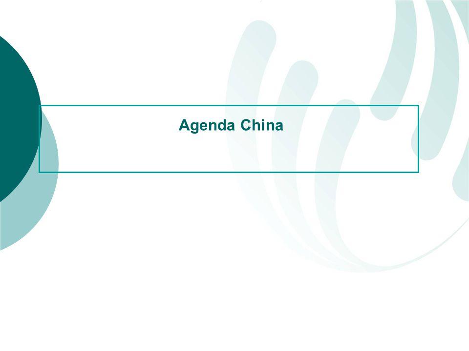 Agenda China