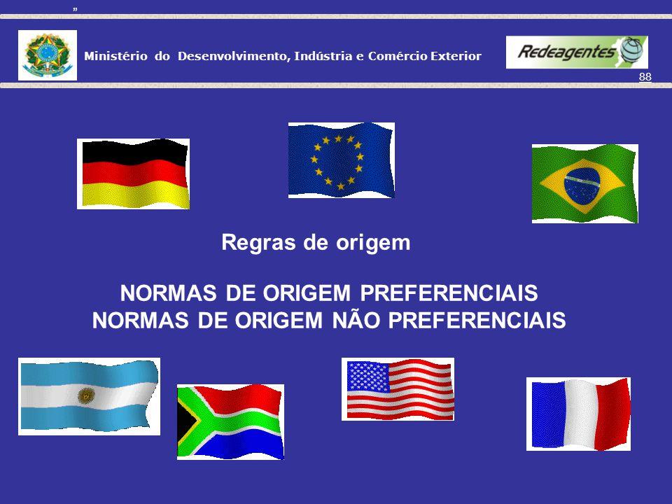 Ministério do Desenvolvimento, Indústria e Comércio Exterior 87 MULTILATERALISMO: Sistemática de comércio internacional viabilizada por intermédio das