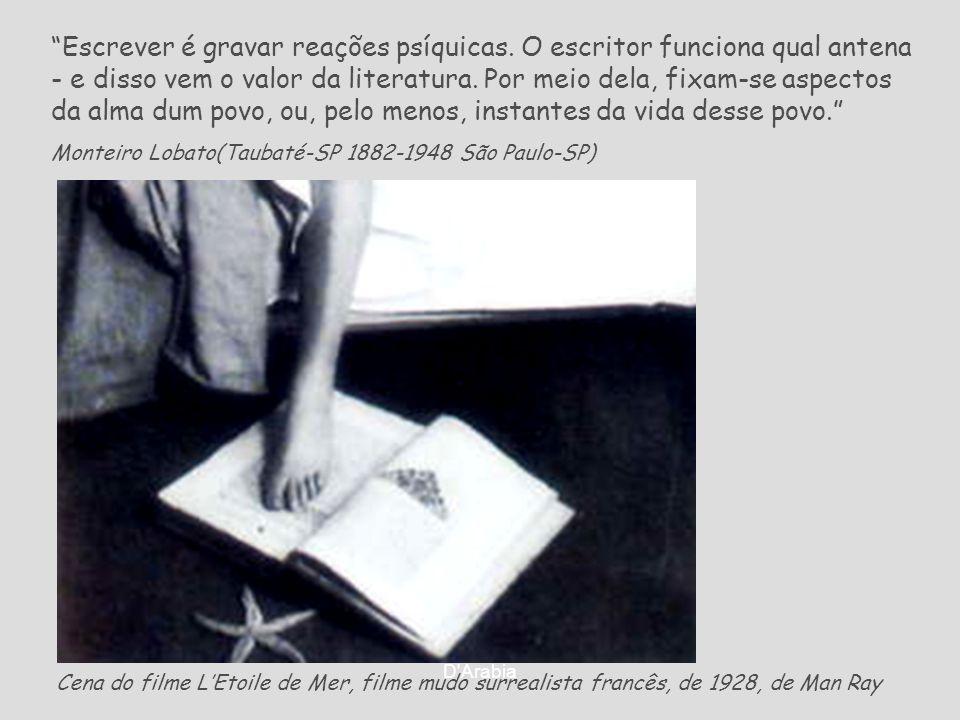 D'Árabia A leitora, de Pierre-August Renoir (Limoges-França 1841-1919 Cagnes-sur-Mer-França), em 1875 O livro é um mudo que fala, um surdo que respond