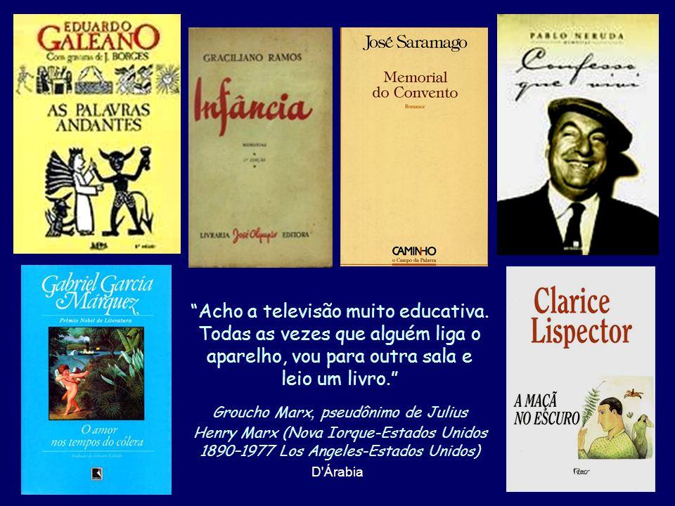 D'Árabia O livro-árvore, de Salvador Dali (Catalunha-Espanha 1904-1989 Catalunha-Espanha) Muitos homens iniciaram uma nova era na sua vida a partir da