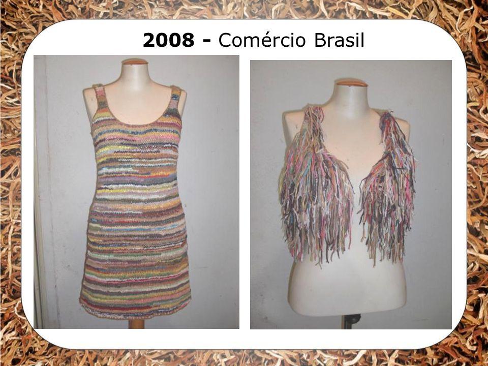 2008 - Comércio Brasil