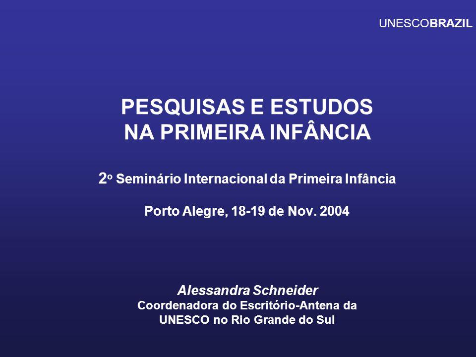 2 Roteiro 1.Contribuições da UNESCO 2.