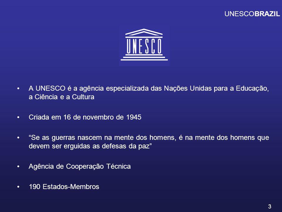 4 EDUCAÇÃO PARA TODOS UNESCOBRAZIL