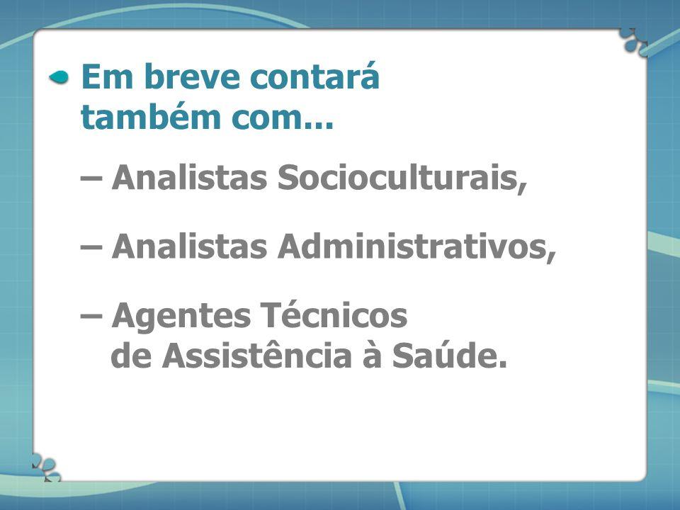 A nova estrutura conta com um quadro de pessoal composto por: – Coordenadores, – Dirigentes Regionais, – Diretores, – Supervisores, – Professores, – E