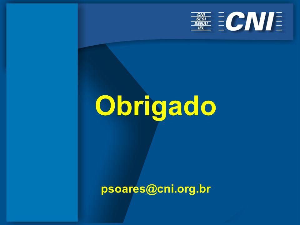 Obrigado psoares@cni.org.br