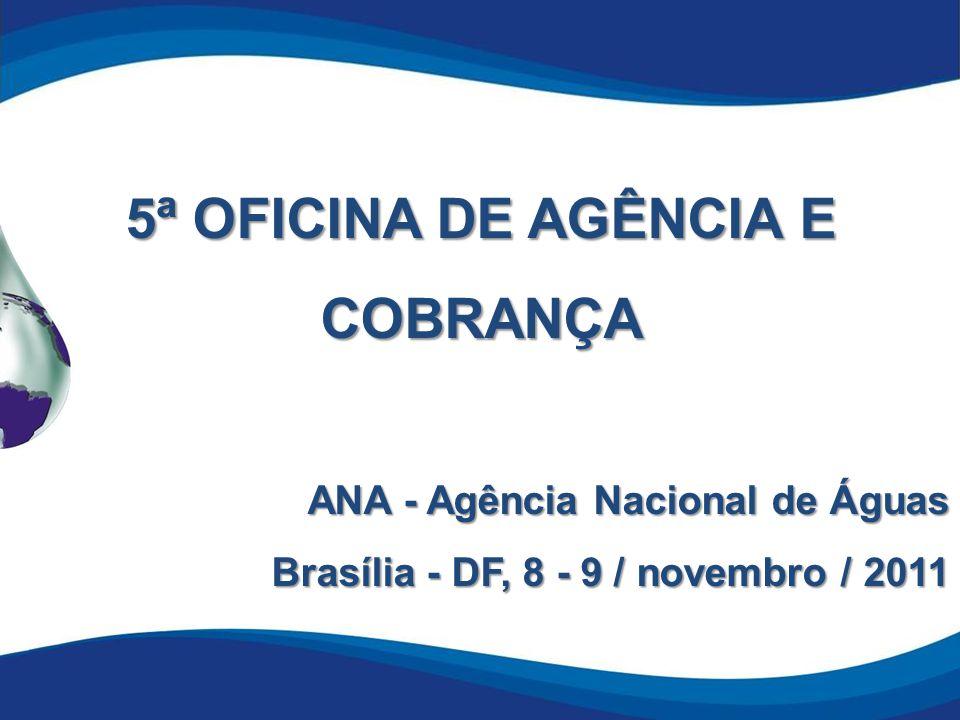 DESAFIOS DA APLICAÇÃO DOS RECURSOS DA COBRANÇA PELO USO DE RECURSOS HÍDRICOS Leocádio Alves Pereira Diretor Presidente