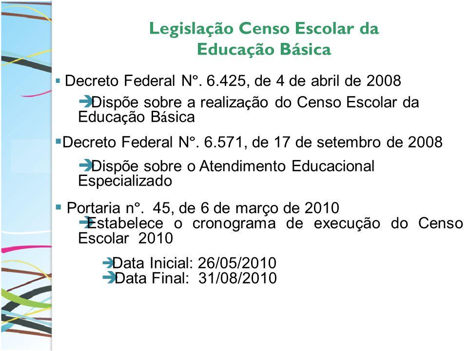 Decreto Federal N º.