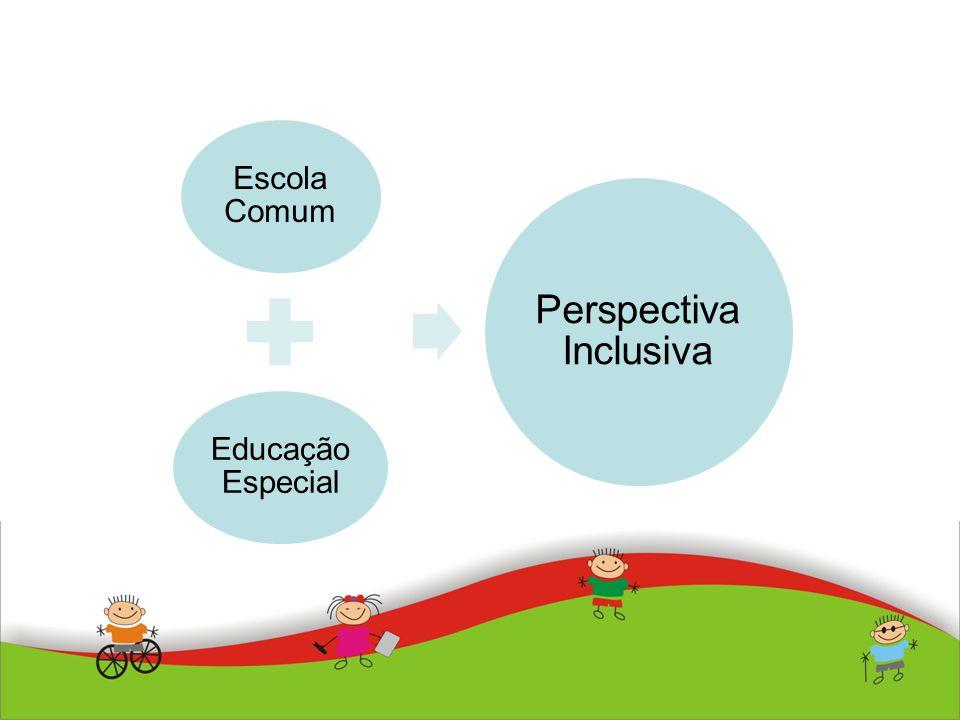 Escola Comum Educação Especial Perspectiva Inclusiva