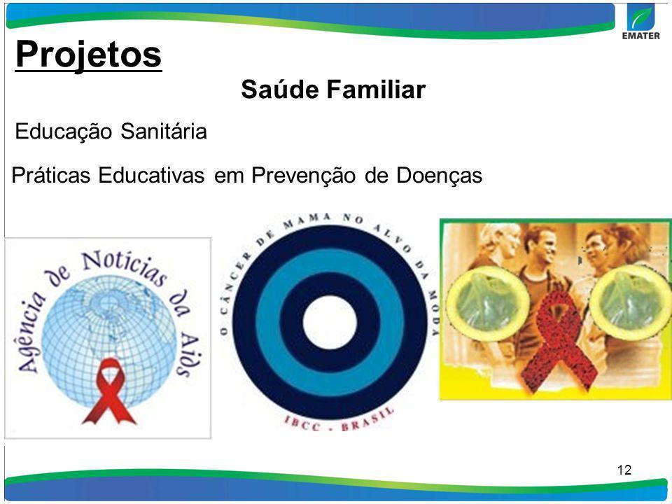 12 Educação Sanitária Práticas Educativas em Prevenção de Doenças Projetos Saúde Familiar