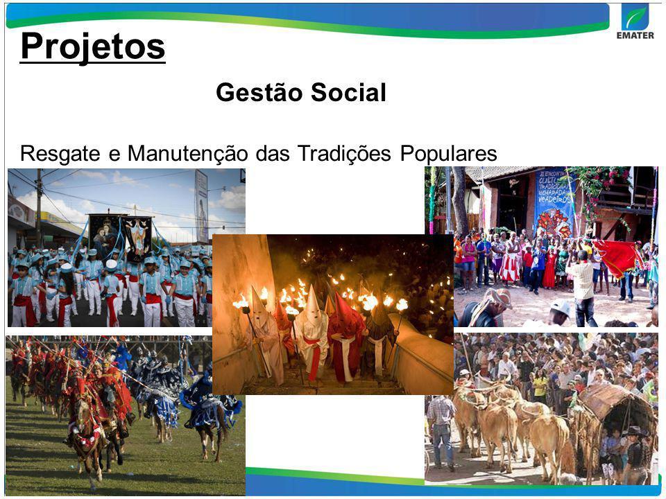 17 Resgate e Manutenção das Tradições Populares Projetos Gestão Social