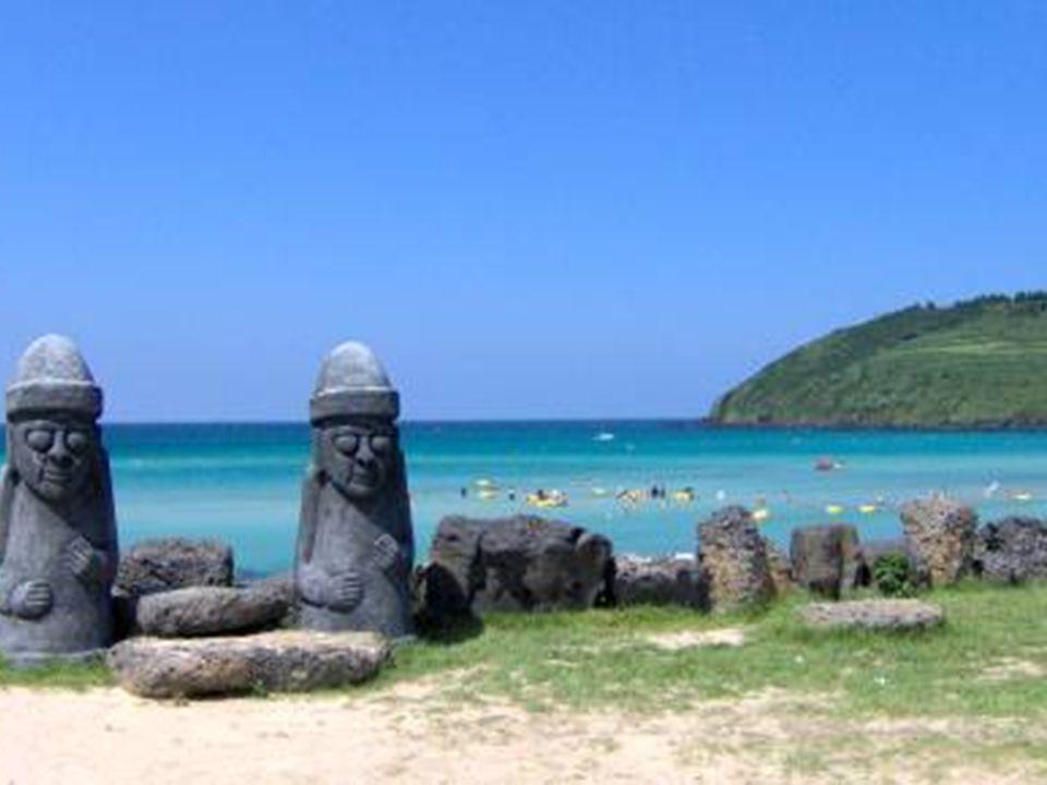 Ilha Jeju, local turistico
