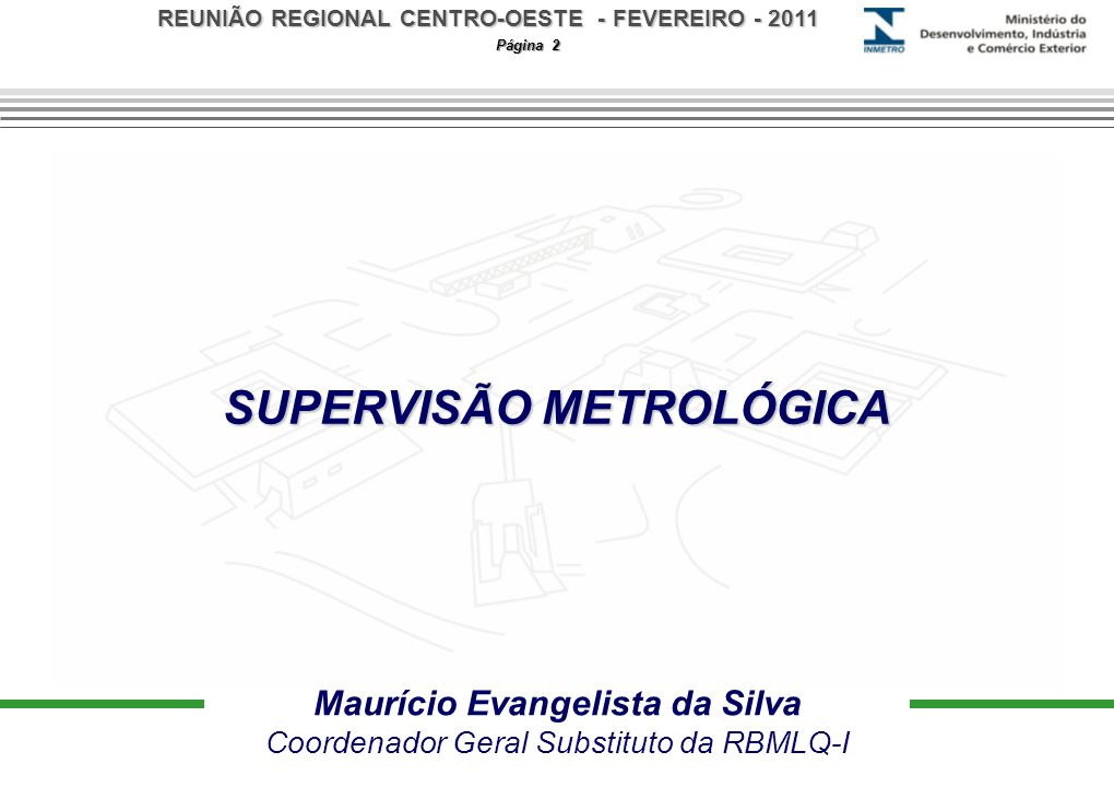 REUNIÃO REGIONAL CENTRO-OESTE - FEVEREIRO - 2011 Página 13