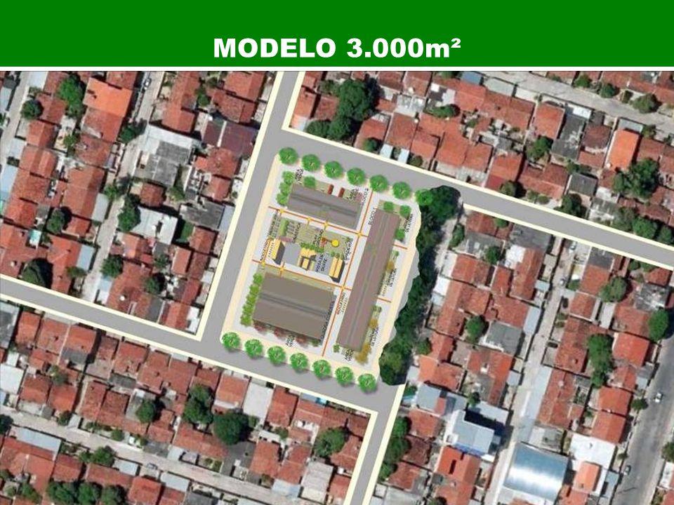 MODELO 3.000m²