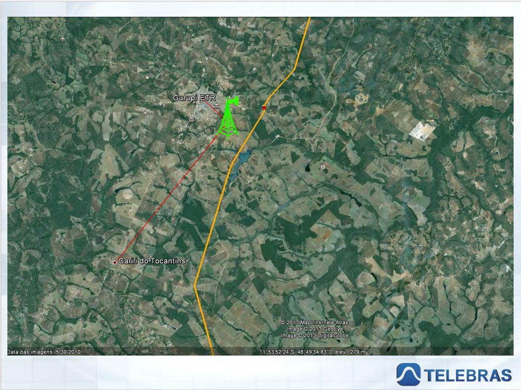 Parceria: Prefeituras para Telebras 4 Cessão de terreno ou infraestrutura Cessão de direito de passagem para redes da Telebras Apoio logístico e licenciamentos Apoio para implantação de serviços básicos para operação