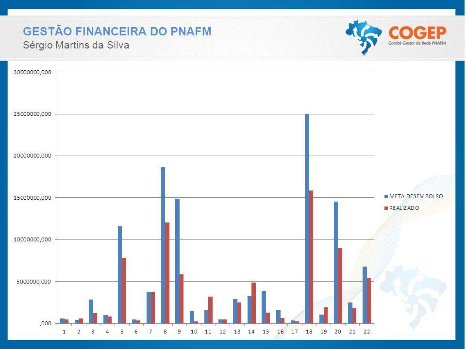 GESTÃO FINANCEIRA DO PNAFM Sérgio Martins da Silva TÓPICO – Regularidade com o Programa Elaboração das Demonstrações Financeiras do exercício anterior (anual).