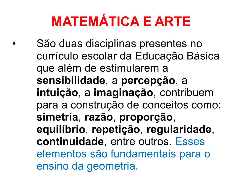 Vivemos em um mundo de imagens.Fazer uso das mesmas no ensino de matemática pode ser um diferencial para propiciar um ensino significativo e uma aprendizagem mais consistente.