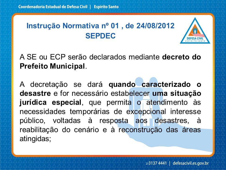 VOLUNTÁRIO DE DEFESA CIVIL - Previsto na Lei 12.608 - Lei do Voluntariado: 9.608