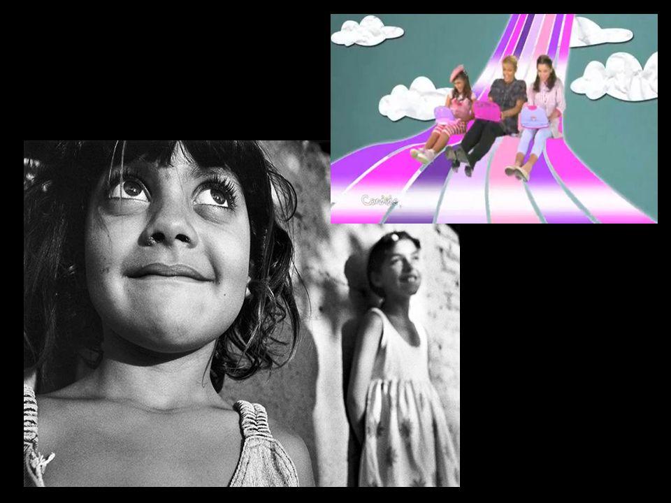 A publicidade infantil se torna ainda mais cruel, desumana e desalmada quando recordamos que as crianças das famílias mais carentes encontram-se igual
