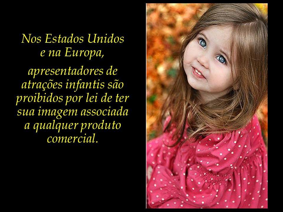 Nos países desenvolvidos, onde a Infância e a Educação são priorizadas, cuidadas e protegidas, existem leis regulamentando e restringindo a publicidade infantil.