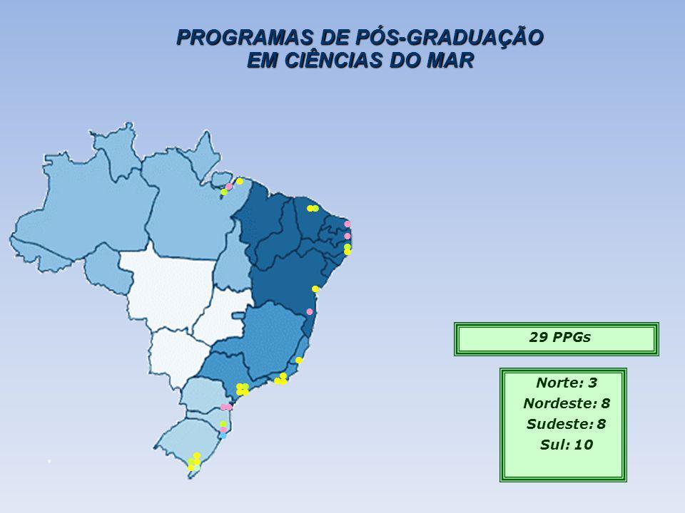 Estrutura Nacional para as Atividades de Pesquisa nas Áreas Marítimas Brasileiras EDITAL MCT/CNPq/FNDCT Nº 71/2010 – INSTITUTOS NACIONAIS DE CIÊNCIA E TECNOLOGIA EM CIÊNCIAS DO MAR Valor Global: R$ 40,0 milhões Parcerias: FAPERJ, FAPESB, FAPERGS, FAPESP, CAPES Demanda Bruta: 13 propostas Demanda selecionada: 04 propostas Propostas Aprovadas: UFBA – Coordenador José Maria Landim Dominguez - INCT em Ambientes Marinhos Tropicais – 34 Instituições, 130 pesquisadores