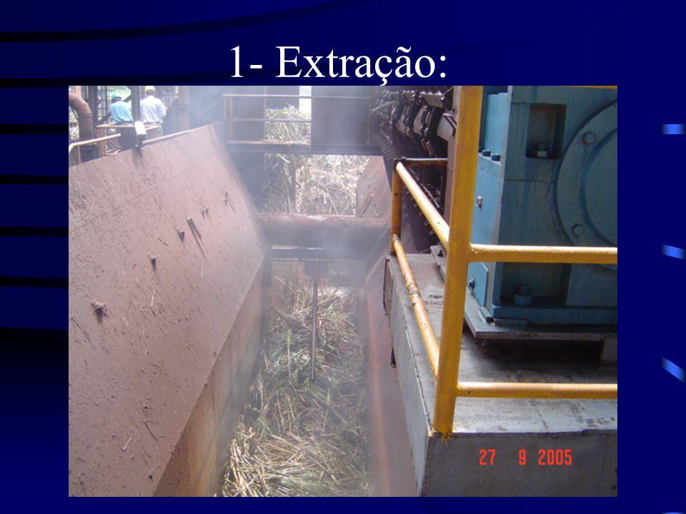 Filtros Rotativos a Vácuo: Objetivo: Recuperar parte da sacarose que está contida no lodo dos decantadores.