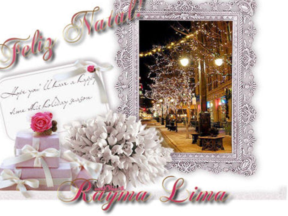 Noite Feliz, Noite de Amor, devemos comemorar, reunir nossa família trocar presentes e cear.