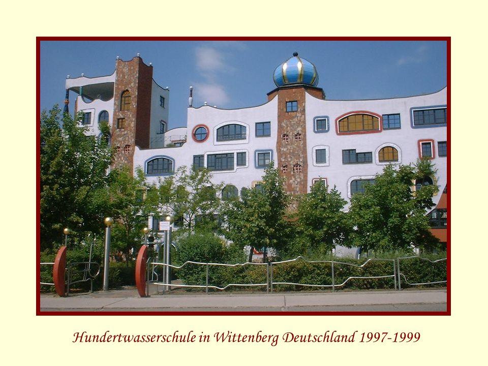 Architektur Müllverbrennungsanlage in Wien 1988-1997