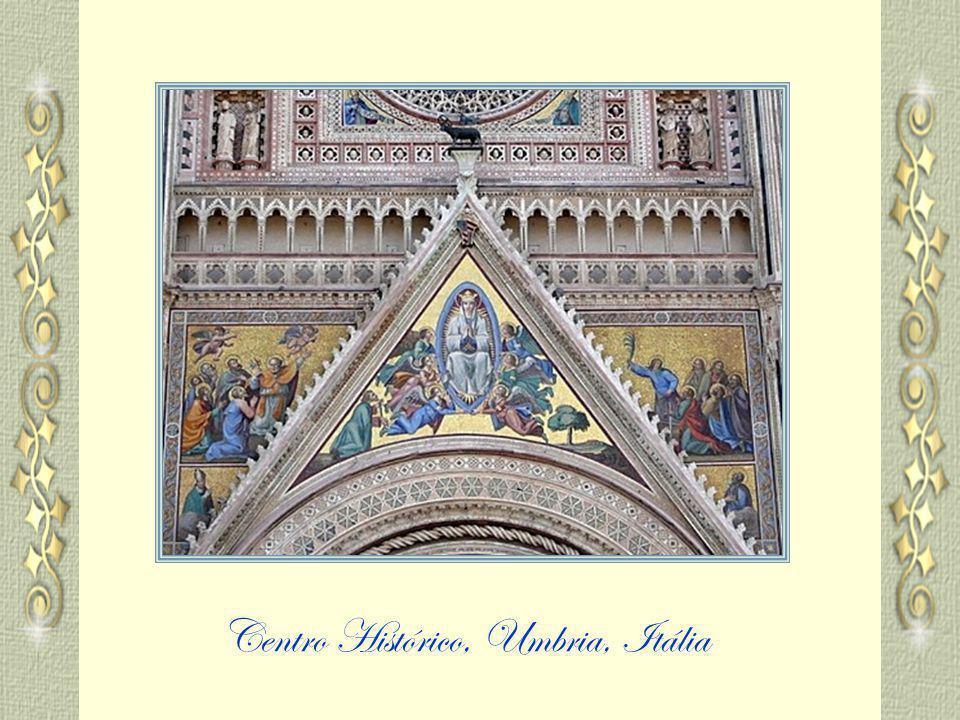 Centro Histórico, Umbria, Itália