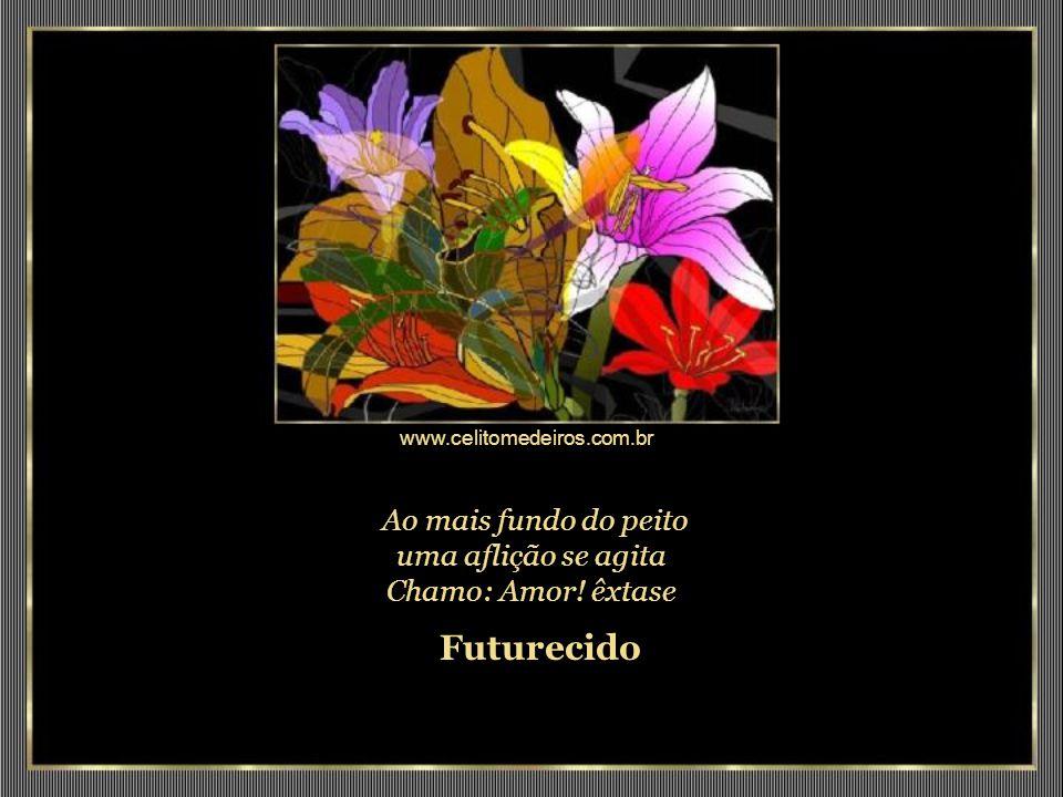 www.celitomedeiros.com.br E, passo a passo, me leva à tão desejada Felicidade, nítida e viva à imagem Futurecida