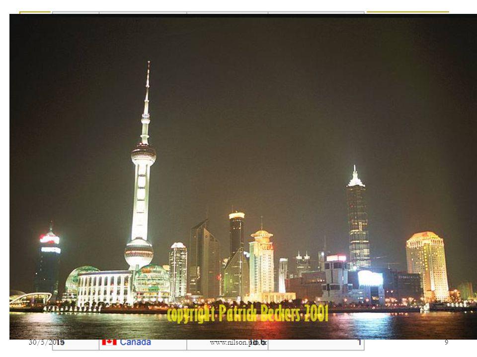 TENDÊNCIAS E CONTEXTOS REAIS PARA A CHINA o país não é mais uma promessa.