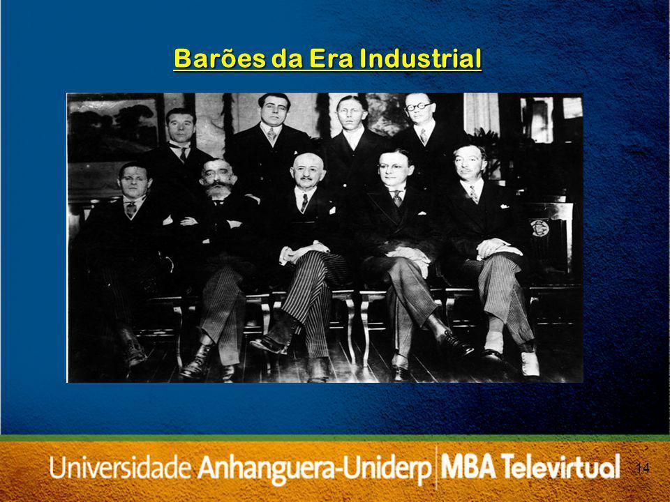 14 Barões da Era Industrial
