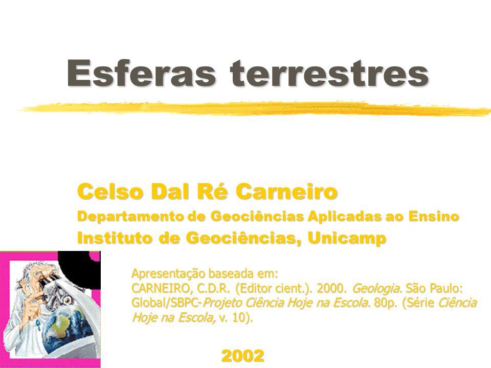 Celso Dal Ré Carneiro Departamento de Geociências Aplicadas ao Ensino Instituto de Geociências, Unicamp Celso Dal Ré Carneiro Departamento de Geociênc