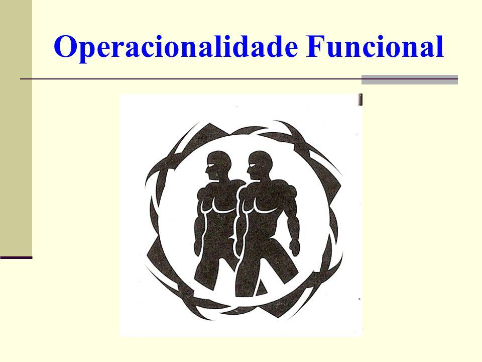 Operacionalidade Funcional