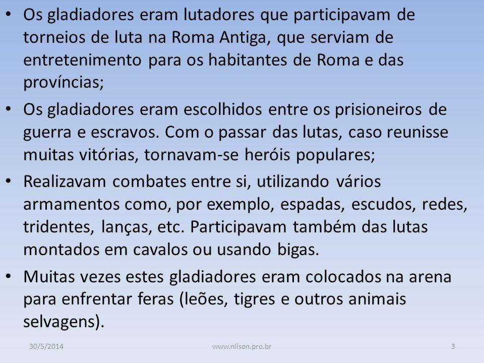30/5/20144www.nilson.pro.br