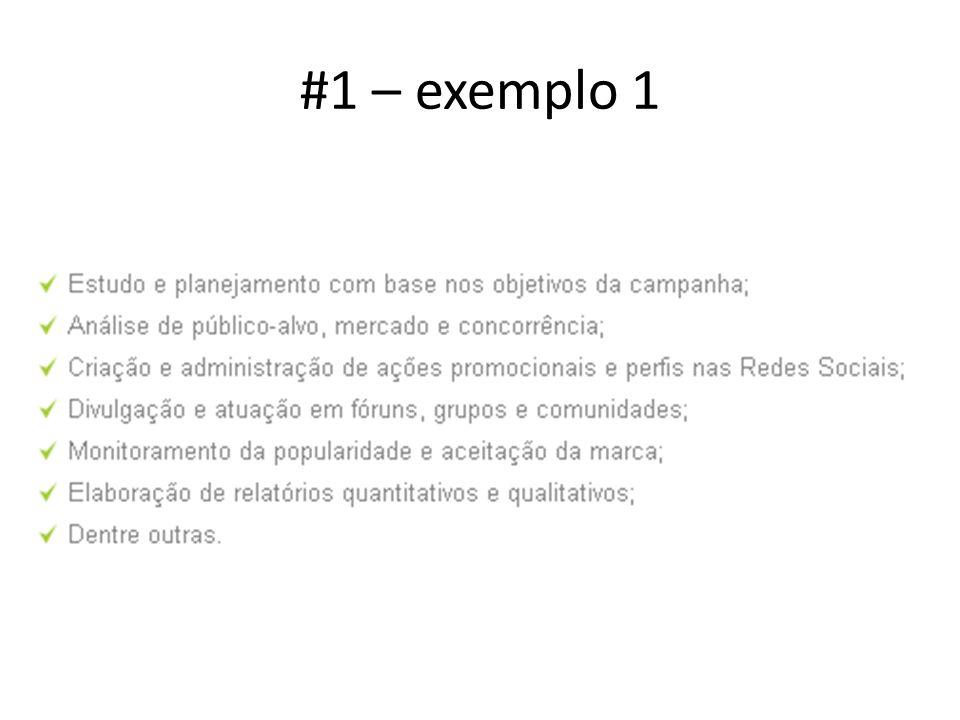 #1 – exemplo 1
