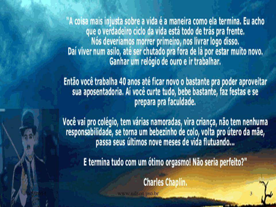 ÉTICA ÉTICA NAS RELAÇÕES Intra e Inter......PESSOAIS 30/5/20142www.nilson.pro.br