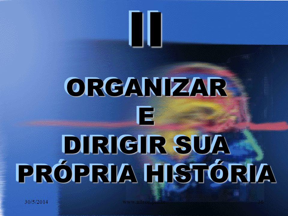I PROVOCAR MUDANÇAS. FAZER EVOLUIR OS DISPOSITIVOS PARA LIDAR COM A DIVERSIDADE. 30/5/201435www.nilson.pro.br