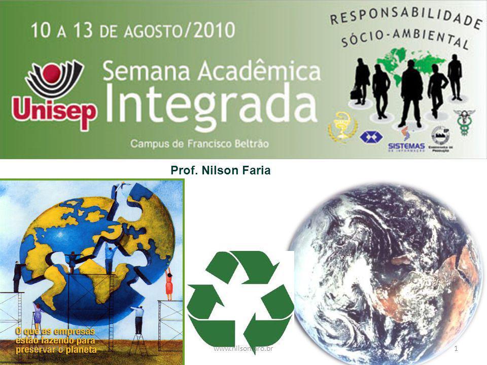 UNISEP Prof. Nilson Faria 30/5/20141www.nilson.pro.br