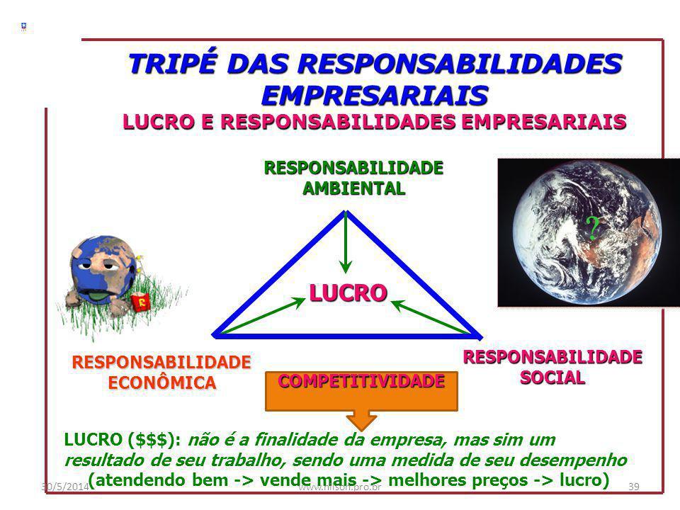 n Maior facilidade na obtenção de financiamentos n Maior facilidade na obtenção de certificação n Garantir um ambiente saudável para as gerações futur