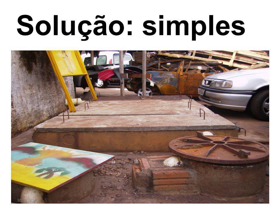 Lava car Só a multa deu 5 anos do balanço patrimonial da empresa 30/5/201459www.nilson.pro.br