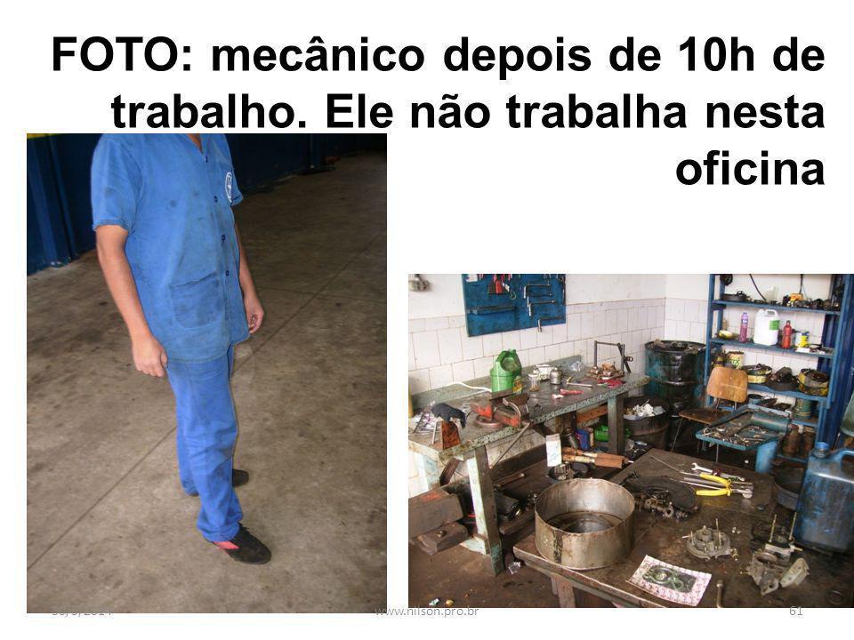 Solução: simples 30/5/201460www.nilson.pro.br