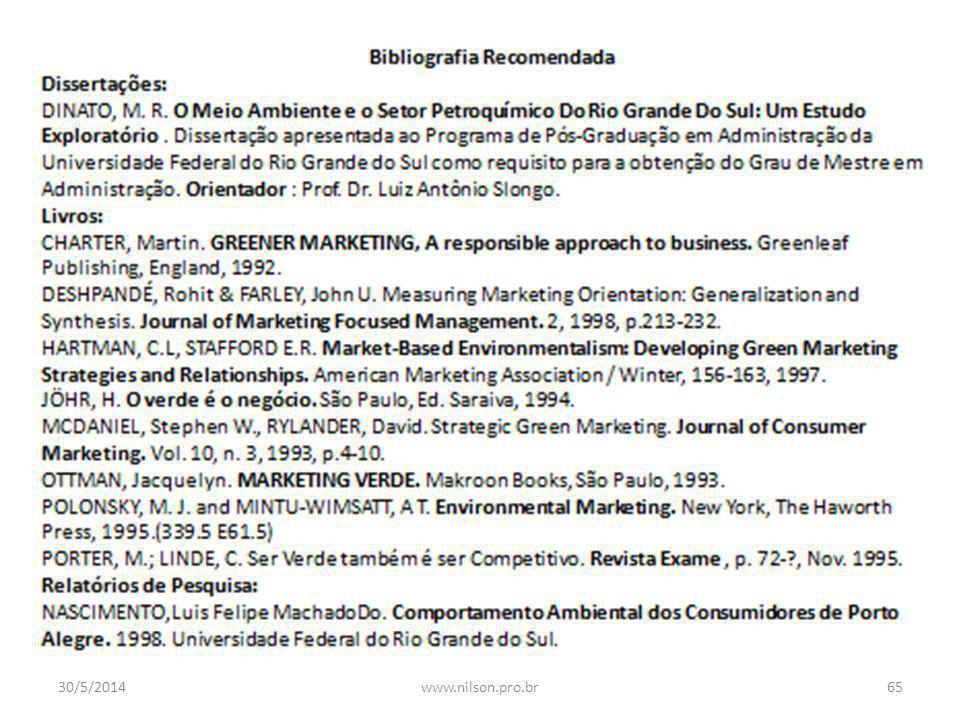 30/5/201464www.nilson.pro.br