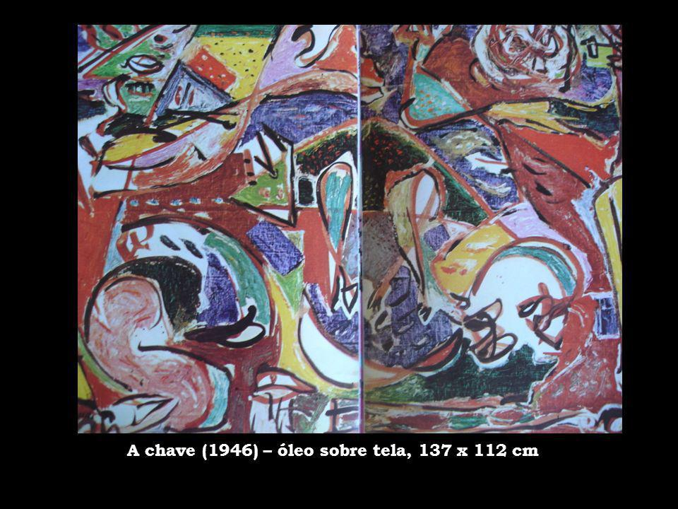 A chave (1946) – óleo sobre tela, 137 x 112 cm 30/5/201411www.nilson.pro.br