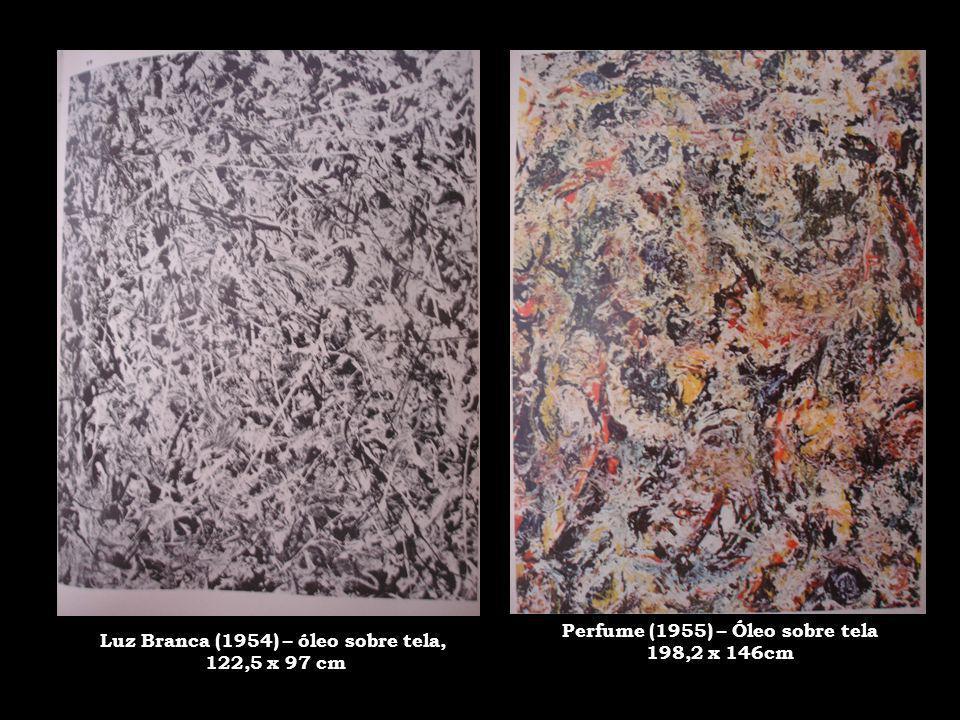 Luz Branca (1954) – óleo sobre tela, 122,5 x 97 cm Perfume (1955) – Óleo sobre tela 198,2 x 146cm 30/5/201428www.nilson.pro.br