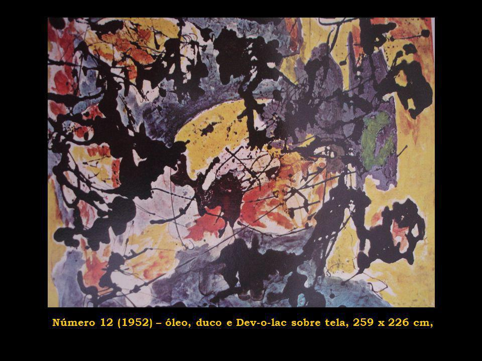 Pollock recebe críticas positivas desde 1936.