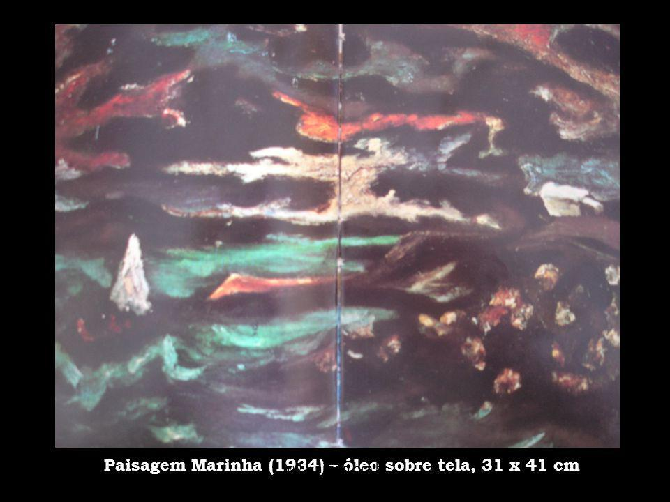 A crítica, portanto, não é remetida à Pollock, mas ao modelo de arte surgido no pós- Guerra.