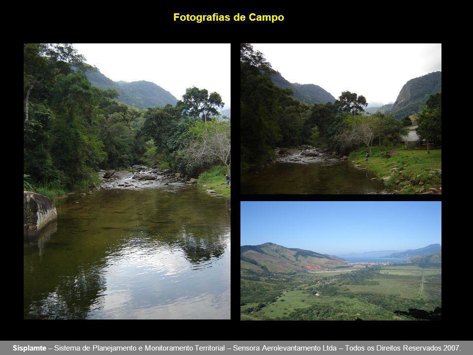 Fotografias de Campo Sisplamte – Sistema de Planejamento e Monitoramento Territorial – Sensora Aerolevantamento Ltda – Todos os Direitos Reservados 2007.